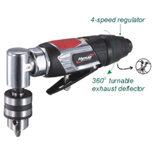 3/8'' in Line Air Angle Grinder/Drill (NST-4044BM)